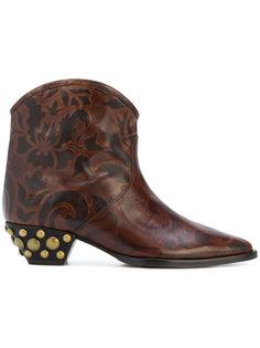 ботинки Dawina Cordoue Isabel Marant
