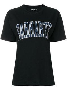 футболка с логотипом  Carhartt