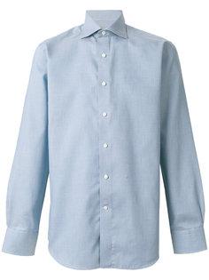 рубашка с мелким принтом Canali