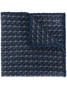 шарф в клетку Canali