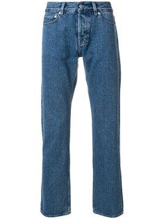 джинсы прямого кроя Our Legacy