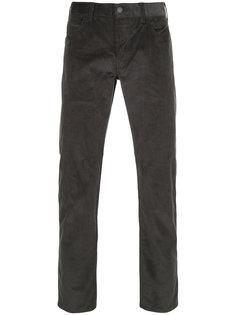 укороченные вельветовые брюки  N. Hoolywood