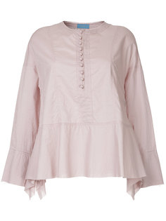 блузка с баской Undercover