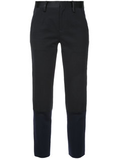 укороченные брюки  Undercover
