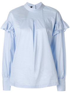 Romy ruffle shirt Designers Remix