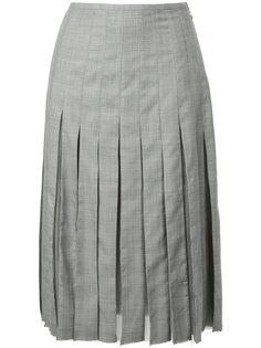 плиссированная юбка-миди Gabriela Hearst