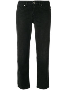 cropped flared jeans  Just Female