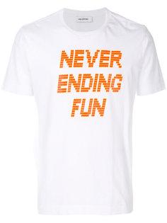 футболка Never Ending Fun Tim Coppens
