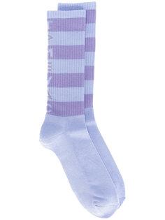 полосатые носки Cav Empt