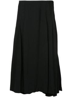 платье миди с рюшами Toga