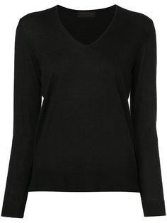 свитер с V-образным вырезом Tomorrowland