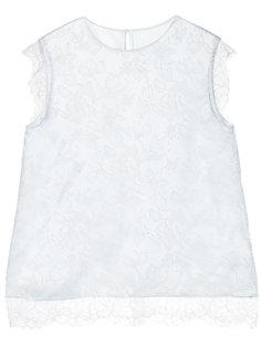 блузка с цветочным кружевом Tomorrowland