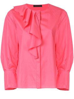 блузка с рюшами Tomorrowland