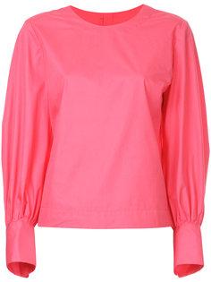 блузка с застежкой на пуговицы на спине  Tomorrowland