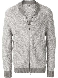 кашемировая куртка-бомбер N.Peal