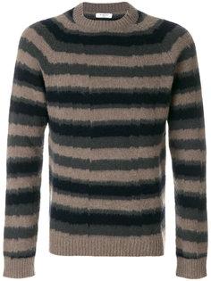 полосатый пуловер Boglioli
