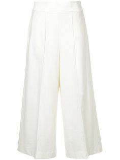 широкие укороченные брюки  Des Prés