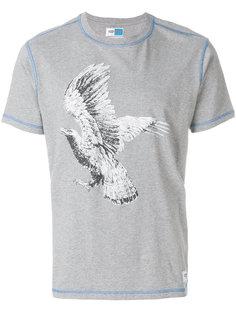 футболка с изображением орла Kenzo
