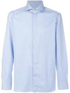 рубашка с длинными рукавами в полоску Luigi Borrelli