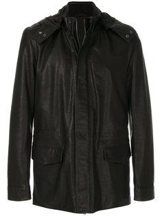 куртка с капюшоном Corneliani