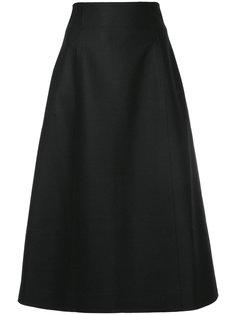 юбка А-силуэта кроя миди Des Prés