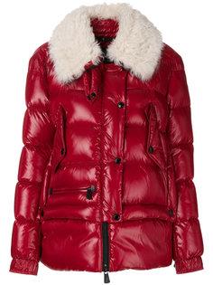 дутая куртка с капюшоном  Moncler Grenoble