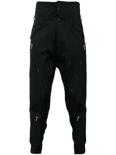 брюки с молниями  Julius