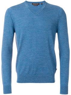 свитер с V-образным вырезом Michael Kors