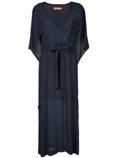 платье-кейп Swept Away Manning Cartell