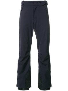 брюки с контрастными вставками Moncler Grenoble