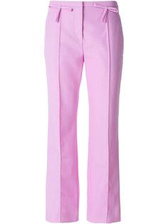 прямые брюки с бантом  Valentino