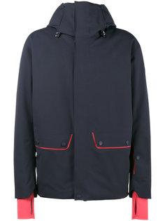 куртка Grenoble Valmeinier с перьевым наполнителем Moncler Grenoble