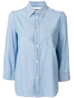 джинсовая рубашка Hope