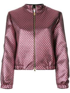 куртка-бомбер со звездным узором  Ultràchic