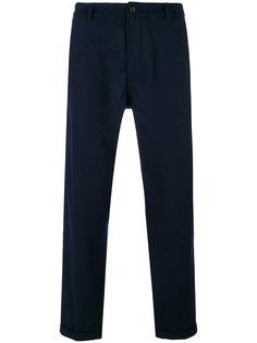 брюки прямого кроя Universal Works