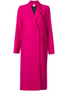 однобортное пальто Roseanna