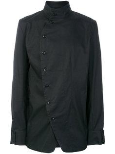 рубашка с асимметричной застежкой Alchemy