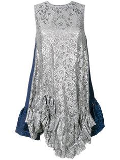кружевное платье-туника  Jourden