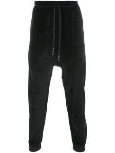 спортивные брюки с заниженной проймой 11 By Boris Bidjan Saberi
