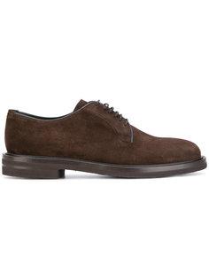 замшевые ботинки Дерби  Henderson Baracco