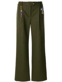 широкие брюки  Mira Mikati