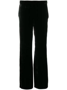 бархатные широкие брюки  LAutre Chose