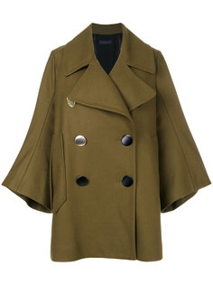 пальто с расклешенными рукавами Eudon Choi