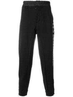 спортивные брюки с графическим принтом Les Benjamins