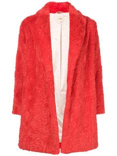 классическое приталенное пальто  Bellerose
