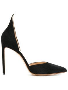 туфли с завышенной пяткой Francesco Russo