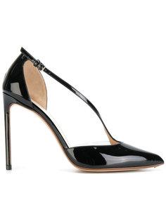 туфли с тонкими ремешками Francesco Russo