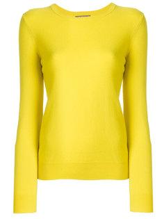 свитер с круглым вырезом  N.Peal