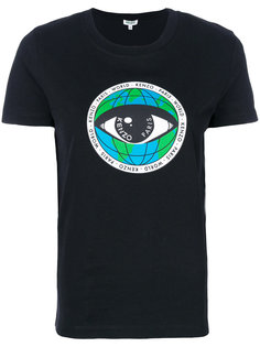 футболка Peace World x Eye Kenzo