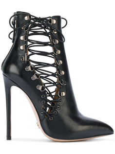 strappy ankle boots Gianni Renzi